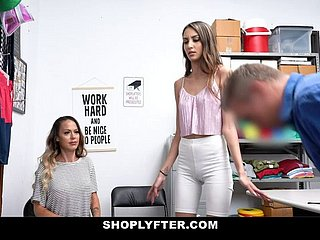 Shoplyfter Sexy Nourishment Teen And Busty Ste