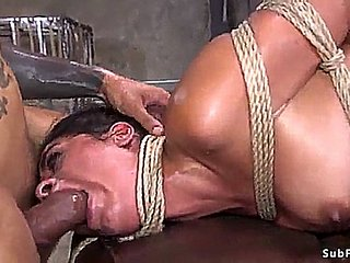Hot black whipped with an increment of banged