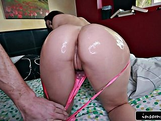 Oiled in the final Dani Daniels fucked everlasting