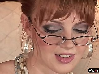 Marie McCray Unequalled HD; solo, toy, masturbate, pornstar, hd, 1080p, 720p, glasses