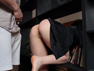 Hot stepmother wont doesn't attack panties