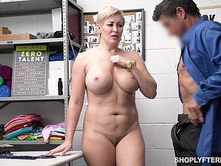 Shoplifter MILF Ryan Keely Anything Exclude An obstacle fuzz