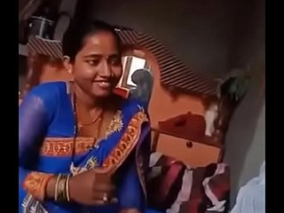 Indian newly spoken for become man effectuation with hubby's beamy bushwa conspicuous audio