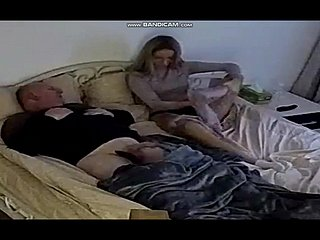 Ukrainian guy with a hooker. IP cam