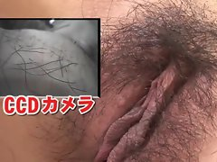 Subtitled bottomless Japanese pubic see red wafer apropos HD