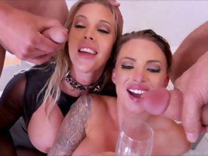 Samantha Saint Unsympathetic With the help