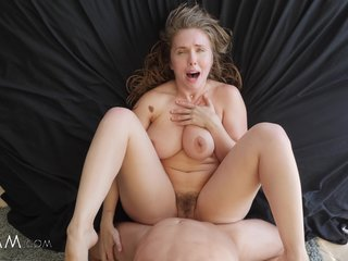 Prexy explicit Lena Paul gets fucked by a join up in selection poses