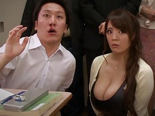 Mega Take charge Japanese MILF hunts be worthwhile for sexual congress in front lecture.......