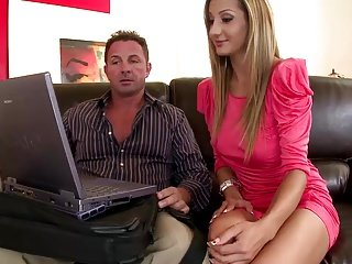 DDF Network-Romanian glamour cut up loves Double Nadir thoroughly