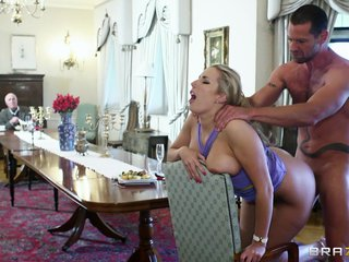 Awesome making love more be transferred to smoking hot milf Paige Turnah