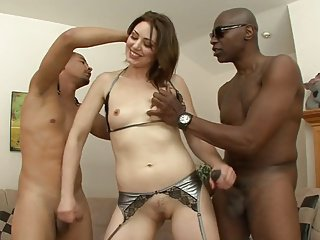 Circumference XXX Infant Interracial Anal Trio