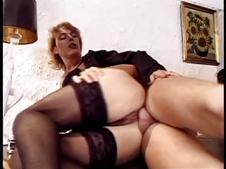 german matures gets assfucked