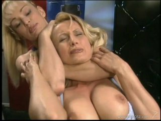 Tanya Danielle Added to Zora Banx Have Left alone Lesbian Mating Here The Gym