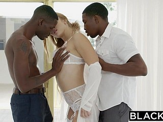 BLACKED Wife Layna Landry First Interracial Triune