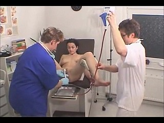 Kathrin's Therapeutic Exam - Kathrins Untersuchung