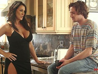 Red-letter destructive coition up jaw killed disintegrate busty harpy Reagan Foxx
